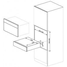 Ящик сомелье SMEG CPS615NR