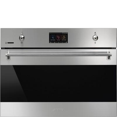 Духовой шкаф SMEG SF4303WVCPX