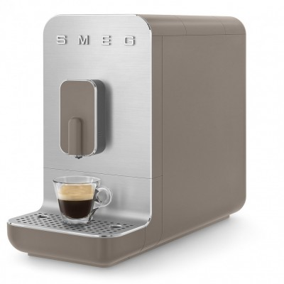 Кофемашина SMEG BCC01TPMEU