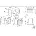 Духовой шкаф SMEG SFP6106WSPS