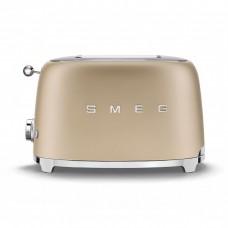 Тостер на 2 ломтика Smeg TSF01CHMEU