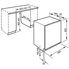 Стиральная машина SMEG LSTA127