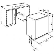 Стиральная машина SMEG LSTA147S