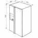Холодильник Side-by-Side SMEG SBS8004P