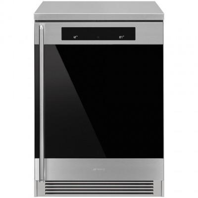 Винный шкаф SMEG CVF338X