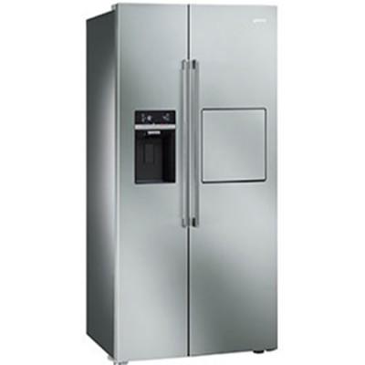 Холодильник Side-by-Side SMEG SBS63XEDH