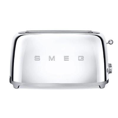 Тостер на 4 ломтика Smeg TSF02SSEU