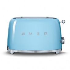 Тостер на 2 ломтика SMEG TSF01PBEU