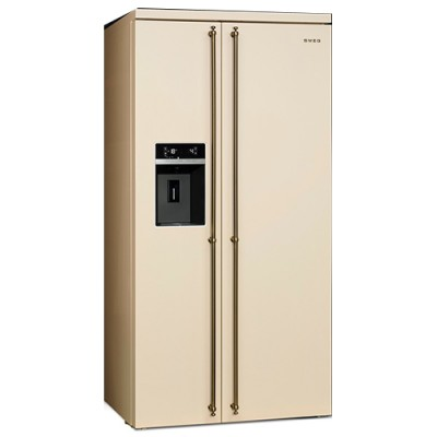 Холодильник Side-by-Side SMEG SBS8004PO