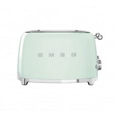 Тостер на 4 ломтика Smeg TSF03PGEU